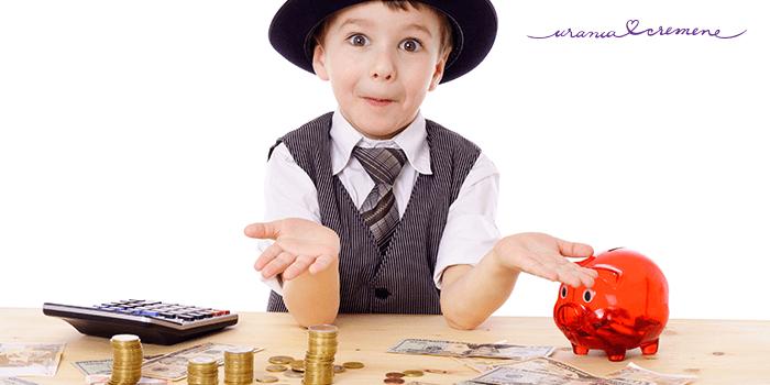 [Video] 2 pasi prin care iti ajuti copilul sa NU aiba probleme cu banii