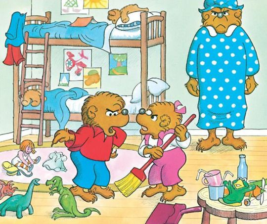 af670a9c1c4c36c80ee37a90586db115_berenstein-bears-messy-room-clipart-messy-room_540-453