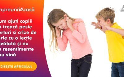 3 tehnici care îmblânzesc conflictele între copii
