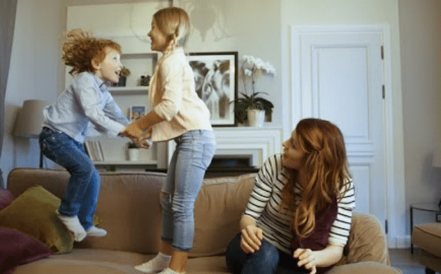 """""""""""Nu"""" rămâne """"Nu"""":     Cum stabilești reguli și limite, fără să-ți fie teamă că nu o să te asculte copilul sau că ești o mamă rea"""""""